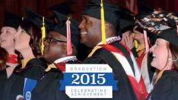 ECPI University Graduation 2015