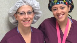 The Burdette's - Surgical Techs