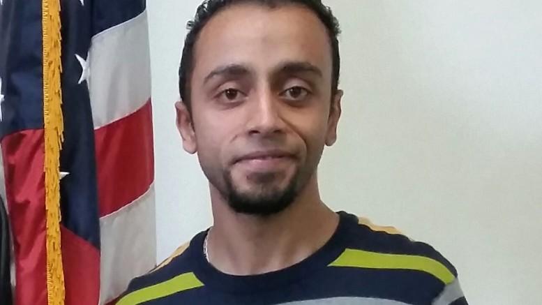 Khaled Mohammed, Greenville EET Student