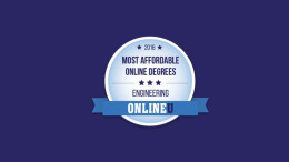 Most Afforadable Online Engineering Degrees