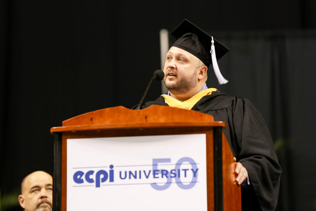Words of Wisdom from ECPI University Graduates > eConnect