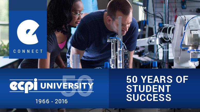 ECPI University's President Reflects on the Last 50 Years