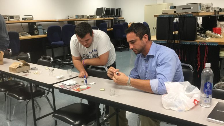 ECPI University Students Learn Through Hands-On Instruction