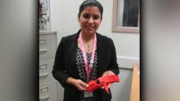 ECPI University Faculty Member Uses 3D Printer to Create Prosthetics