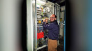 Mechatronics Graduate Brett Bloomberg Finds Success at ECPI University