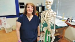 Focus on Faculty: Claire Schneider, ECPI University Physical Therapist Assistant Program