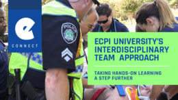 Interdisciplinary Approach to Educations Sets ECPI University Apart from the Rest