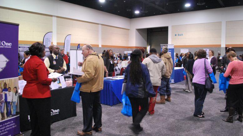 Job Fairs Serve Community Need as ECPI University Teams Up to Help Job Seekers