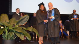 Columbia Medical Assisting Student Receives Alfred Dreyfus Award