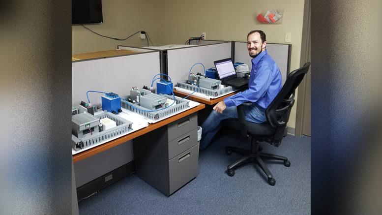 Former Navy Technician Opens New Doors with ECPI University