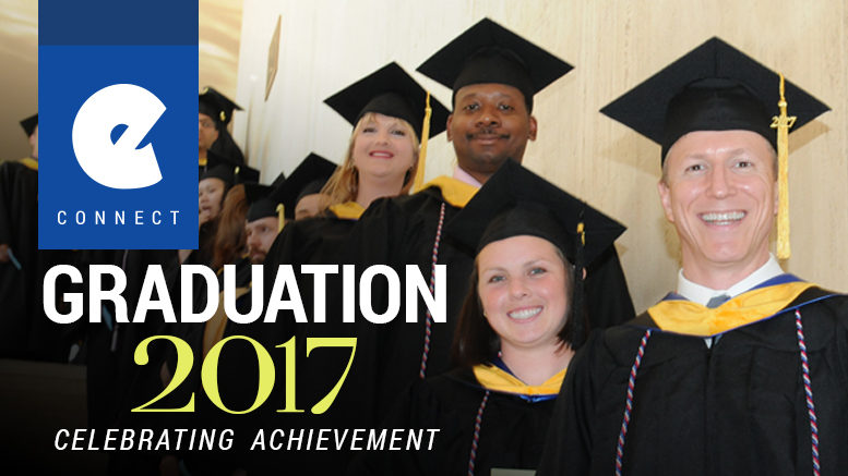 2017 ECPI University Graduates: Words of Wisdom and Encouragement