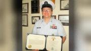 Coast Guardsman Earns Degree after 20 Year Delay