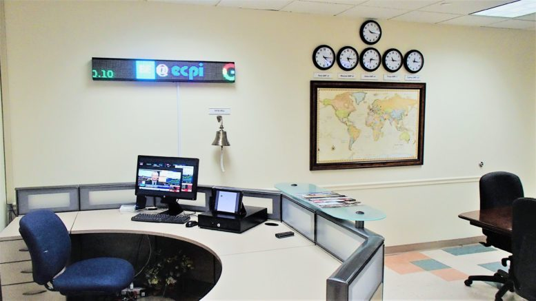 ECPI University Moorefield Campus Opens a New Business Education Lab