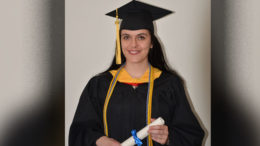 A Portrait of Perseverance: A Graduate in Her Own Words