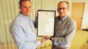 Virginia Senate and Senator, William R. DeSteph, Honors ECPI University