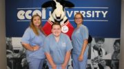 Nursing Students Administer Aid to Restaurant Customer in Distress