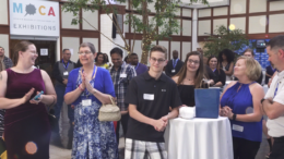 Online College Students Gather Face-to-Face for Celebration of Success
