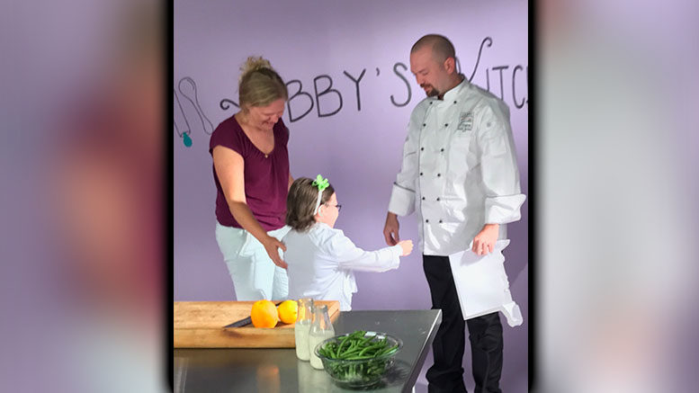 College of Culinary Arts Helps Make Cancer Survivor's Dream Come True