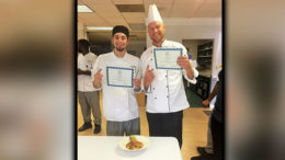 Culinary Competition, Perfect Pairing: Foods Judged by a Single Bite