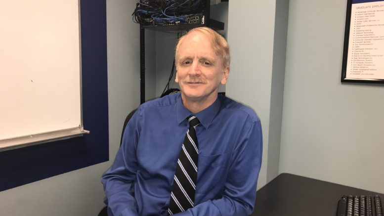 Cyber and Network Security Faculty: David Breeding