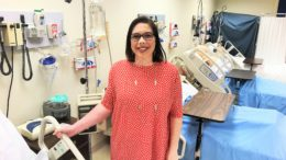 Clinical Coordinator at the Greenville Campus: Ashlan Burns