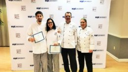 "Culinary Student Competition: CIV Competes in ""Super Bowl"""