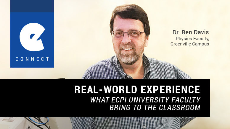 ECPI University Brings Real-World Experience Into the Classroom