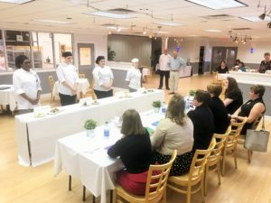 Culinary Contest Sponsored by Local Caterer in Honor of Friend's Memory