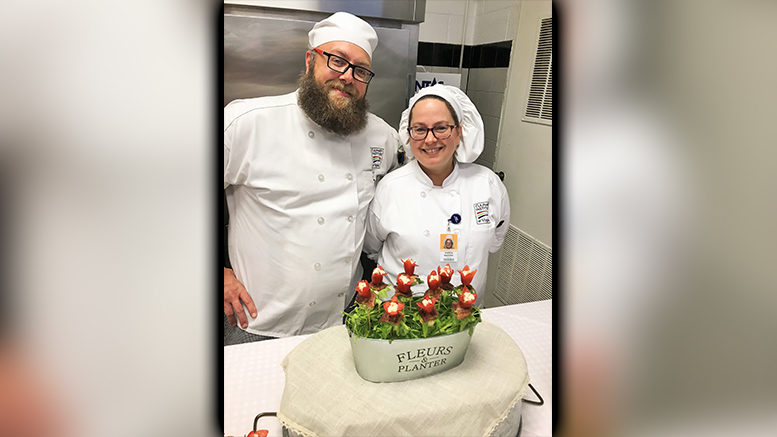 Culinary Competition Series at Culinary Institute of Virginia: Best of the Bites