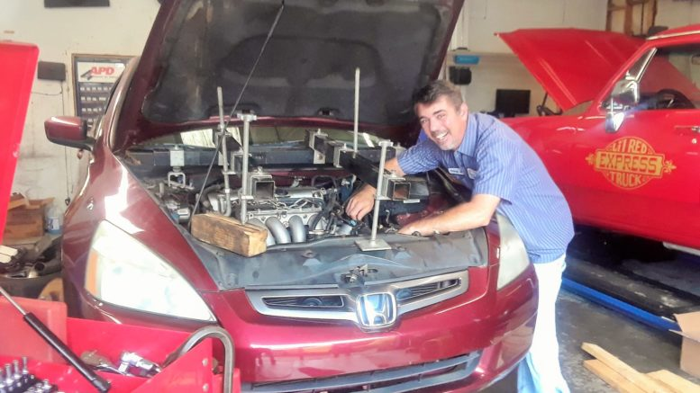 Mechanic Earns Electronics Degree to Gain Competitive Edge