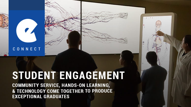 Student Engagement is an Important Priority at ECPI University