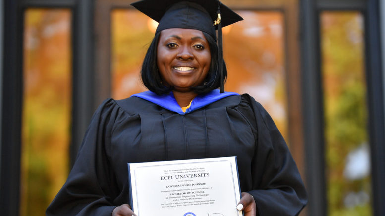 Mechatronics Graduate gets Help From Advisor to Overcome Family Tragedy