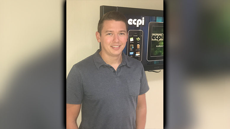 Army Veteran and Overachiever, Shane Bernard, Earns an ECPI Salute
