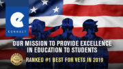 ECPI University Ranked #1 in the Nation – 2019 Best for Vets