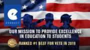 ECPI University Ranked #1 in the Nation – 2019 Best for Vets