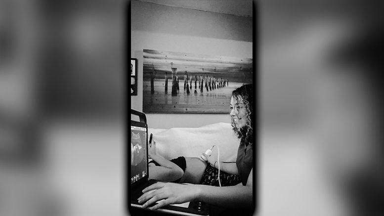 Sonography Graduate Starts Mobile Ultrasound Service