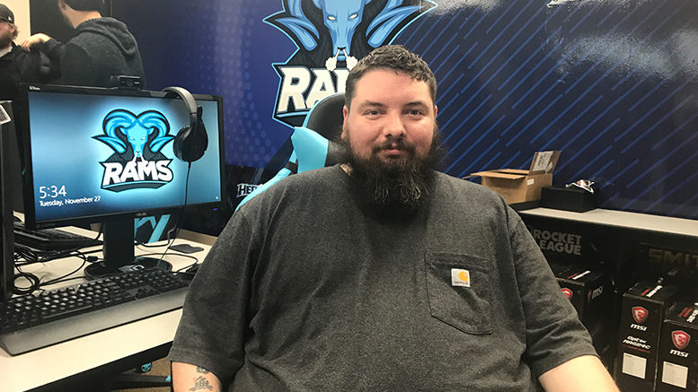 Army Vet Finds his Place in the ECPI University Rams
