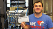 Cyber and Network Security Student Earns Bachelor's While Still a Teen