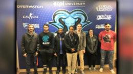 eSports Team, ECPI University Rams, Expands to Newport News Campus