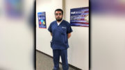 Nursing Student and Marine Vet Finds His Place at ECPI University