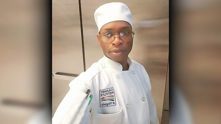 Culinary Student Defies All Odds to Earn His Degree