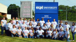 Community Outreach a Cherished Part of ECPI University Culture
