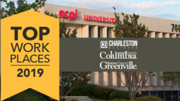 South Carolina Campuses Designated Top Workplace
